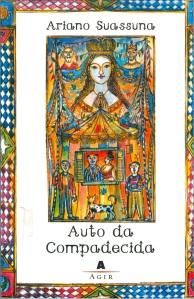 livro capa auto da compadecida